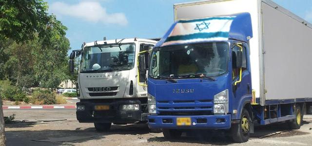 הובלות גדולות בתל אביב